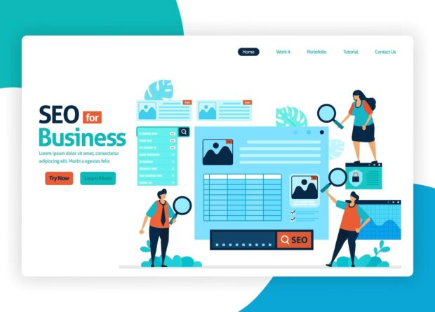 SEO online services for business